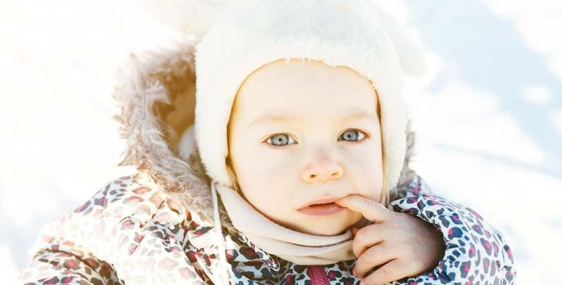 bebelusii pierd caldura prin cap