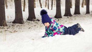 haine de iarna potrivite pentru bebelusi