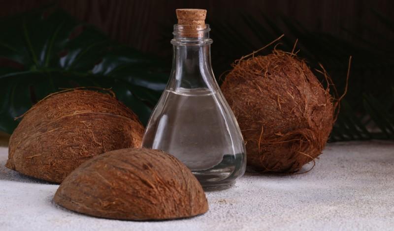 proprietatile uleiului de masaj cu aroma de cocos